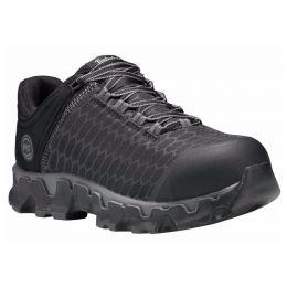 Timberland Pro Powertrain Sport Black Womens Alloy Safety Toe Work Boots A1B7F