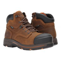 Timberland Pro Helix HD 6 Inch Composite Toe Mens Work Boots A1HQL