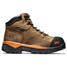 Timberland Pro 6 Inch BossHog Brown Mens Waterproof Work Boots A1XKI