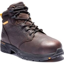 Timberland Pro Band Saw Mens Steel Toe Electrical Hazard Leather Work Boots A227X