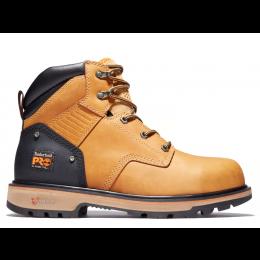 Timberland Wheat Full Grain Timberland Pro Ballast 6inch Steel Toe Work Boots A28X1