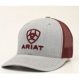 Ariat Men's Burgundy Snap Back Cap A300012009