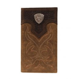 A3510844 Ariat Rodeo Wallet with Ariat Shield Concho