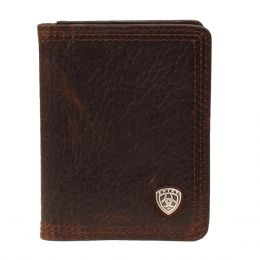 A35120282 Brown BiFold Ariat Wallet
