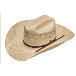 Ariat Natural Men's Twisted Weave Straw Hat A73148