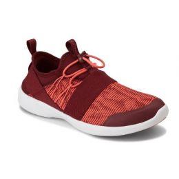 Vionic Alaina Maroon Women's Comfort Active Sneakers Alaina