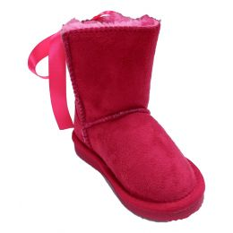 Apres by Lamo Lil Ribbon PinkToddler Fashion Boots AT1774