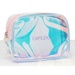 Capezio Holographic Make-Up Bag B226