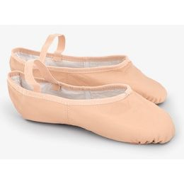 So Danca Adult Premium Leather Full Sole Ballet Shoes BA14