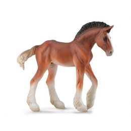 Breyer Bay Clydesdale Foal