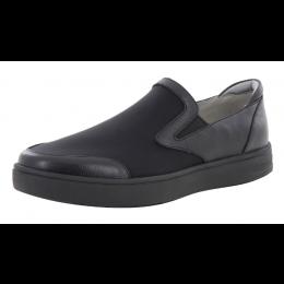 Alegria Black Mix Bender Men's Shoes BEN-9002