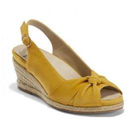 Earth Shoes Women's Sunflower Thara Bermuda Comfort Sandal BERMUDA-SUN
