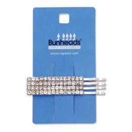 BH4001 Bunheads Sparkle Bobby Pins