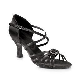 BR192 Stella 2.5in Jeweled Multi Strap Ballroom Shoe