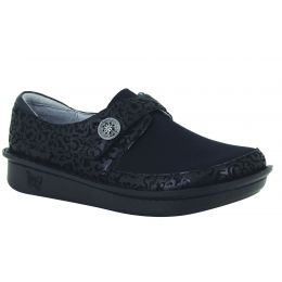 Alegria Black Brenna Aristoclass Womens Comfort Shoes BRE-265