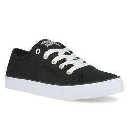 Gotta Flurt Classic 11 Black Canvas Youth Sneaker CLASSIC 11-BLK
