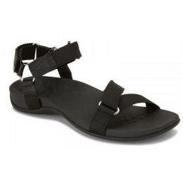 Vionic Black Candace Womens Comfort Sandal CANDACE