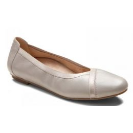 Vionic Light Grey Caroll Womens Ballet Flat CAROLL-LTGRY