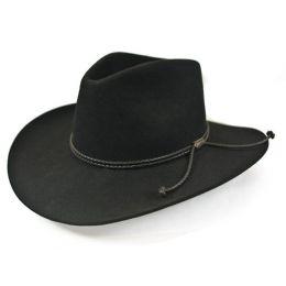 0462 CARSON 4X Fur Felt Stetson Hats