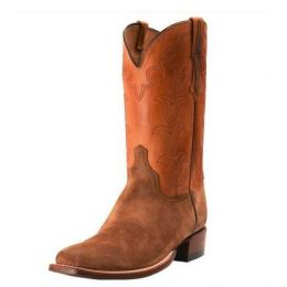 Lucchese Tan/Honey Top Luchesse Men's Western Boots CL1547
