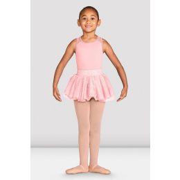 Bloch Candy Pink Giana Cross Back Tutu Dress CL3575-CDP