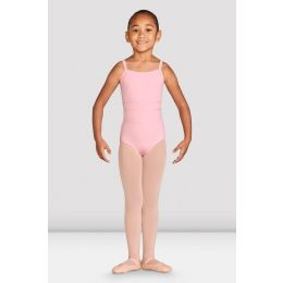 Bloch Candy Pink Ryli Mesh Back Camisole Leotard CL4997-CDP
