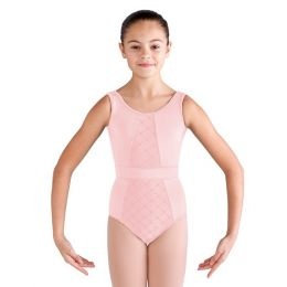 Bloch Childrens Sleeveless Leotard CL9595