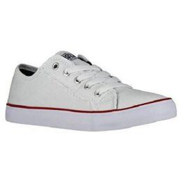 Gotta Flurt Classic11 White Canvas Youth Sneaker CLASSIC11-WHT