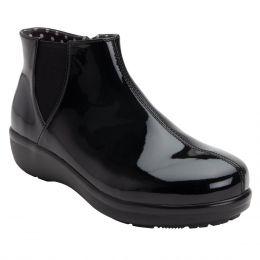 Alegria Climatease Black Womens Rain Boots CLI-101