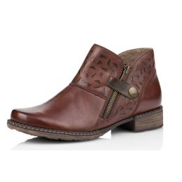 Remonte Brown Womens Short Fashion Boots D4360-25
