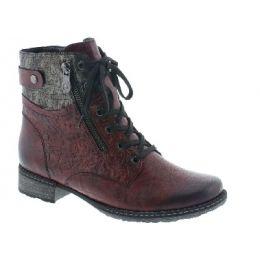 Remonte by Rieker Merlot Womens Comfort Boots D4379-36