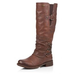 Remonte Brown Womens Tall Fashion Boots D8078-25