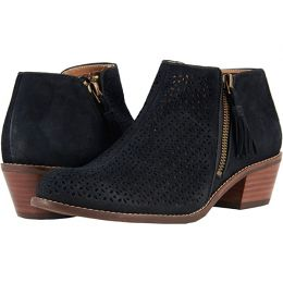 Vionic Black Daytona Womens Comfort Short Boots