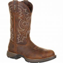 Durango Rebel Steel Toe Waterproof Mens Western Work Boots DDB0133