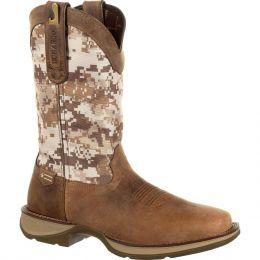 Durango Rebel Desert Camo Pull-On Mens Western Boots DDB0166