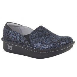 Alegria Debra Navy Swish Professional Nursing Comfort Shoes DEB-262
