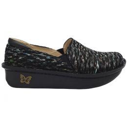 Alegria Black Debra Obscura Womens Professional Nursing Shoes DEB-7628