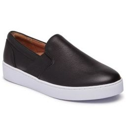Vionic Demetra Black Slip On Womens Sneaker DEMETRA