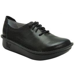 Alegria Dillyn Raven Women's Black Professional Nursing Shoe DIL-190
