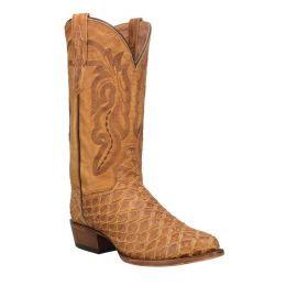 Dan Post Kingman Mens Leather Western Boots DP3397