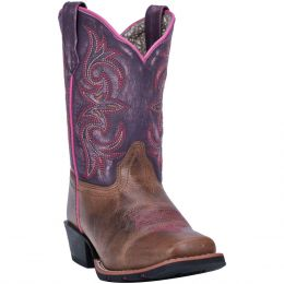 Dan Post Majesty Leather Childrens Western Boots DPC2947