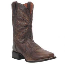 DanPost Brown Jefferson 11 inch Men's Western Boots DPP0330