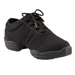 DS03 Adult Canvas Dance Sneakers Sizes 3-10 M