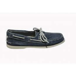 Swerry A/O SW Navy Canvas Mens Casual STS10615