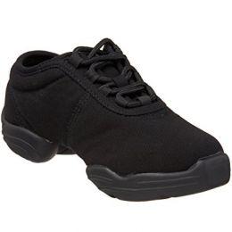 DS03C Child Canvas Dansneaker Sizes 12-2.5 M