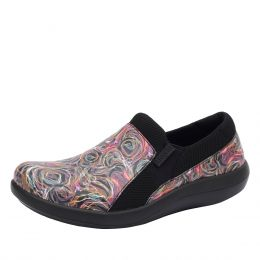 Alegria Currently Duette Slip On Ladies Nursing Shoes DUE-7645