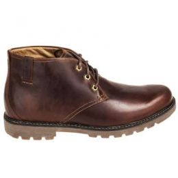 Dunham Royalton Chukka Men's Brown Waterproof Leather CG7651