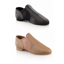 EJ2C Child E-Series Jazz Slip On Shoe Sizes 10-1.5 M, W