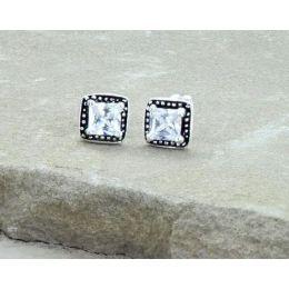 Montana Silversmiths Star Lights Western Princess Earrings ER2554