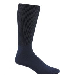 Wigwam Navy Diabetic Walker Socks F1221